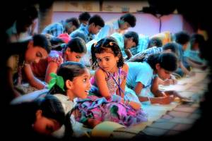 Educate & Shelter 300 deprived children in India
