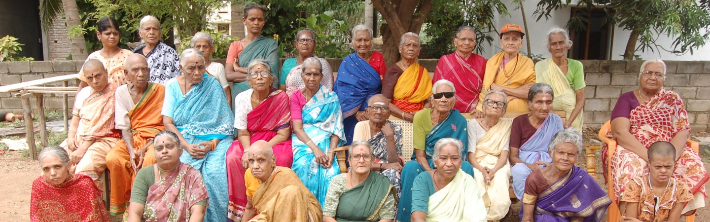 Adoption of 62 Widow Ladies from Eraiyur village for Daily Support