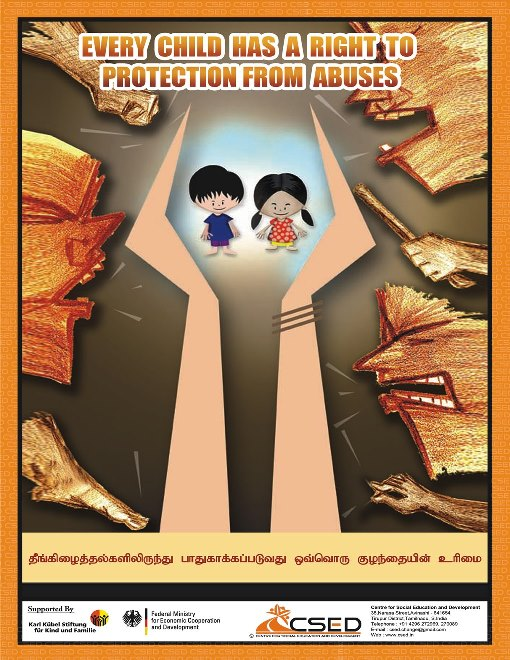 Stop Child Beating: From Punishment to Child Friendly Parenting in Tirupur District in Tamilnadu