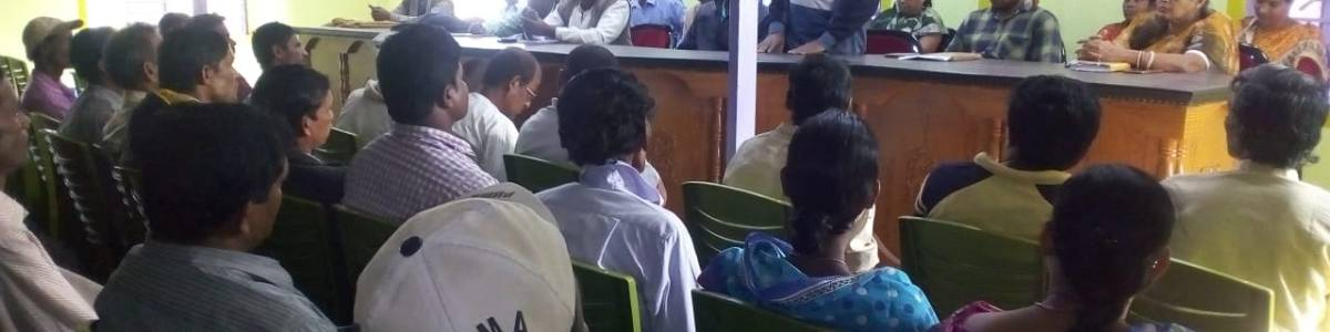 Training on Skill Development and Computer Education for poor girls and women in remote area.