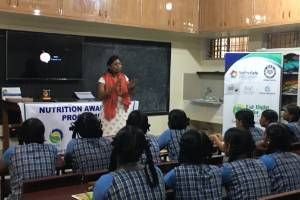 HEALTH AND NUTRITION AWARENESS AMONG ADOLESCENT GIRLS, LACTATING MOTHERS AND GERIATRIC WOMEN