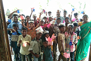 Care and Educational Support to 30 Vulnerable Children