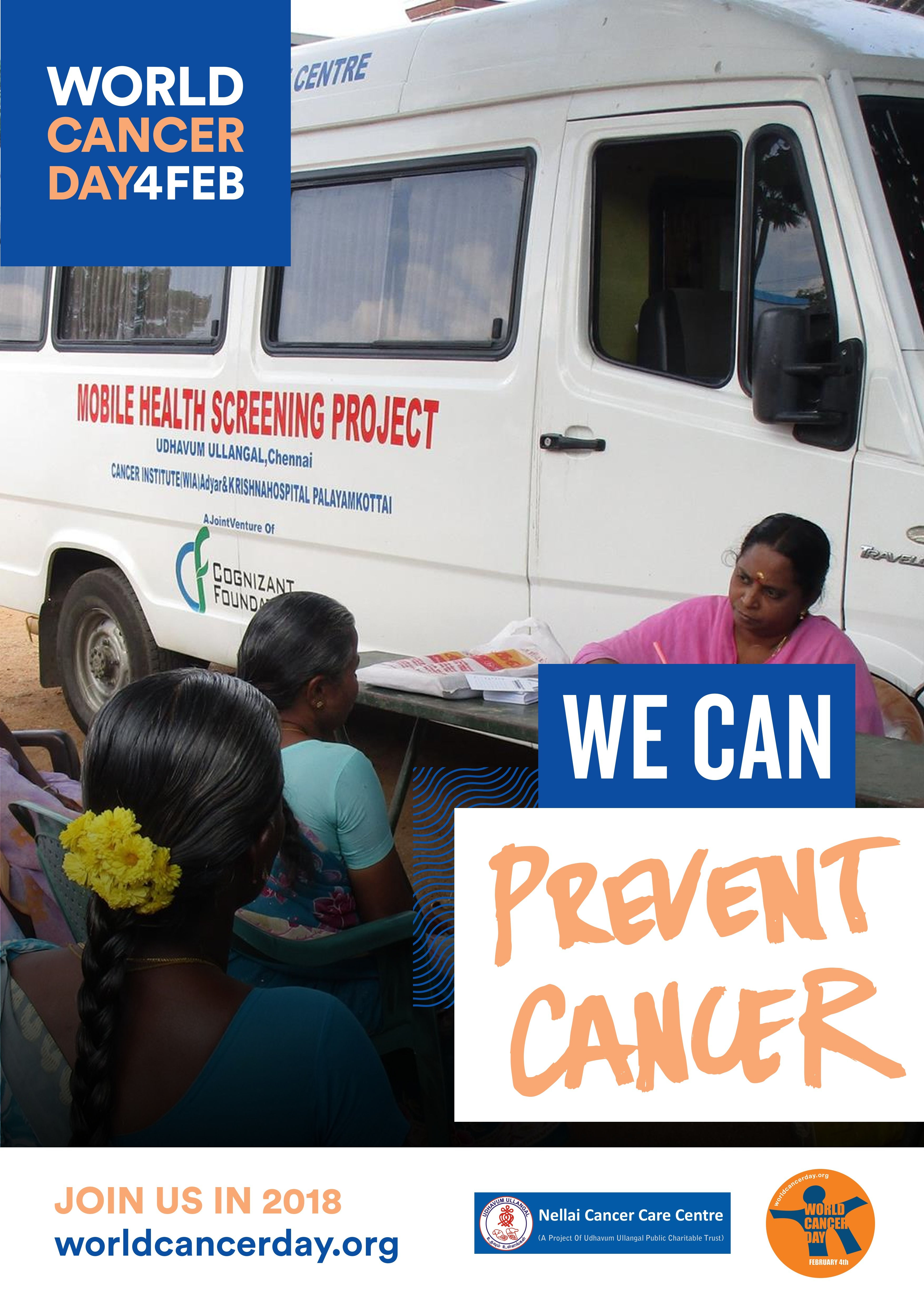 Save Rural Women from Cancer – Donate for our Early Detection Program