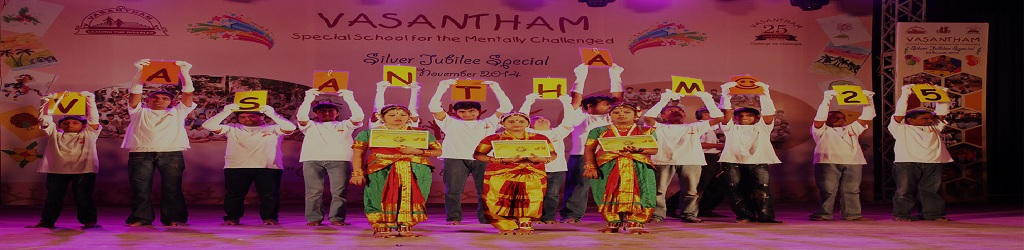 Supporting people with special needs at Vasantham