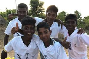 Sports for the Tribal Children