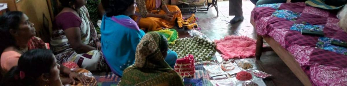 Hand-holding Support and Support for Market Linkages to SHGs
