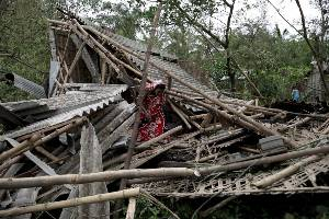 Untold Devastation of CYCLONE-AMPHAN in the COVID world!