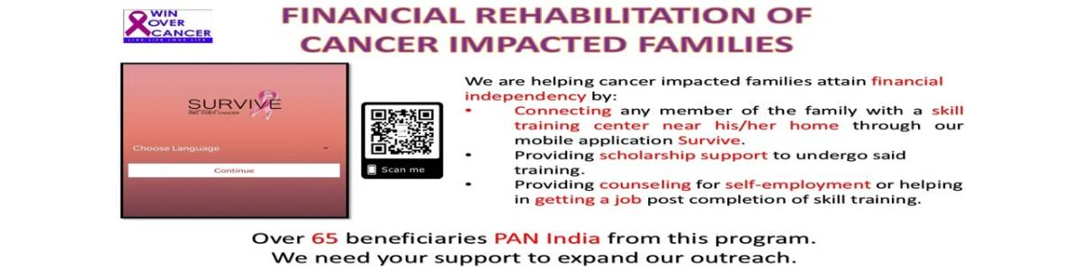 Financial Rehabilitation of Cancer Impacted Families