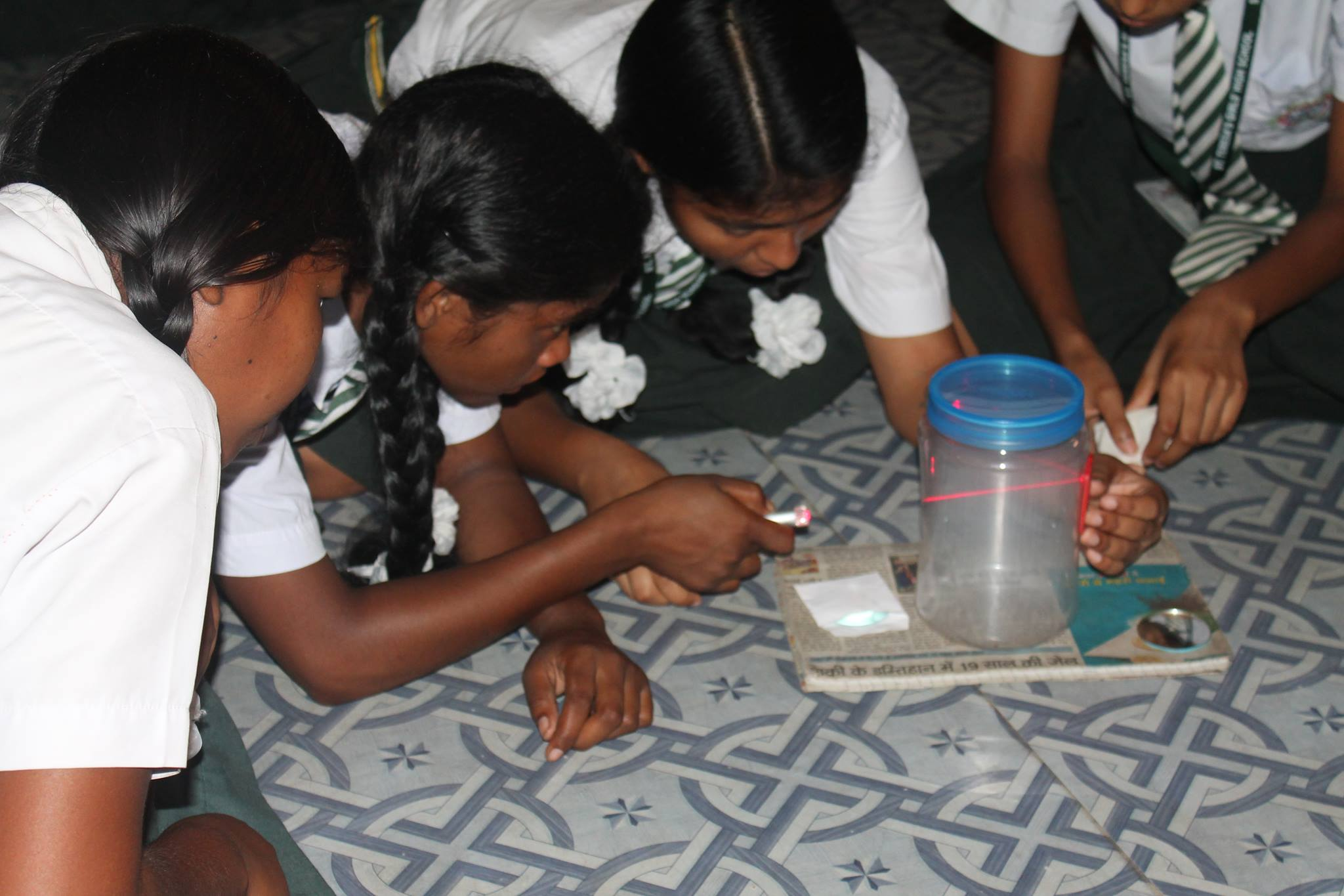 Designing Experiential Science Workshops for Students and Teachers