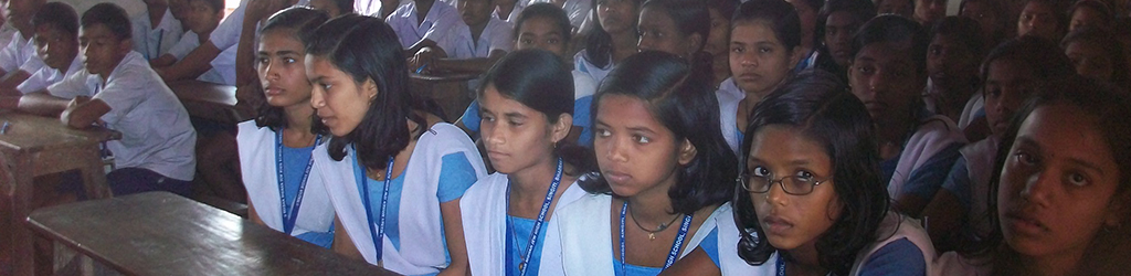 Empowerment of young girls at risk in below-poverty-line(BPL) families in Bankura district