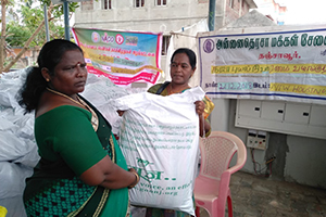 Promoting safe and Enabling Environment to Women in Sex Work