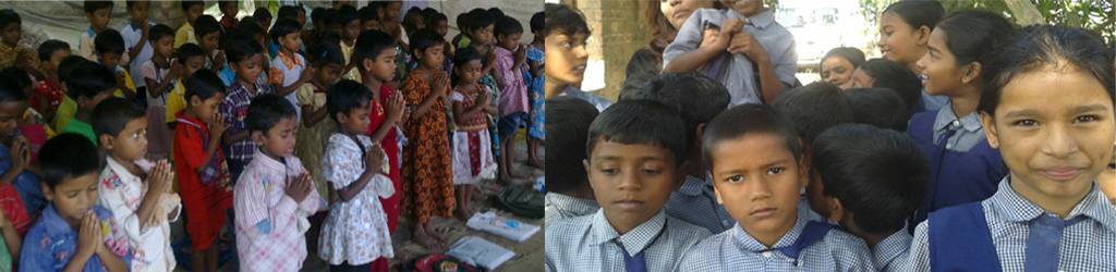Street Children- Education and Healthcare