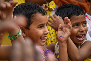 Give the gift of education to 50 orphaned and vulnerable children for one year