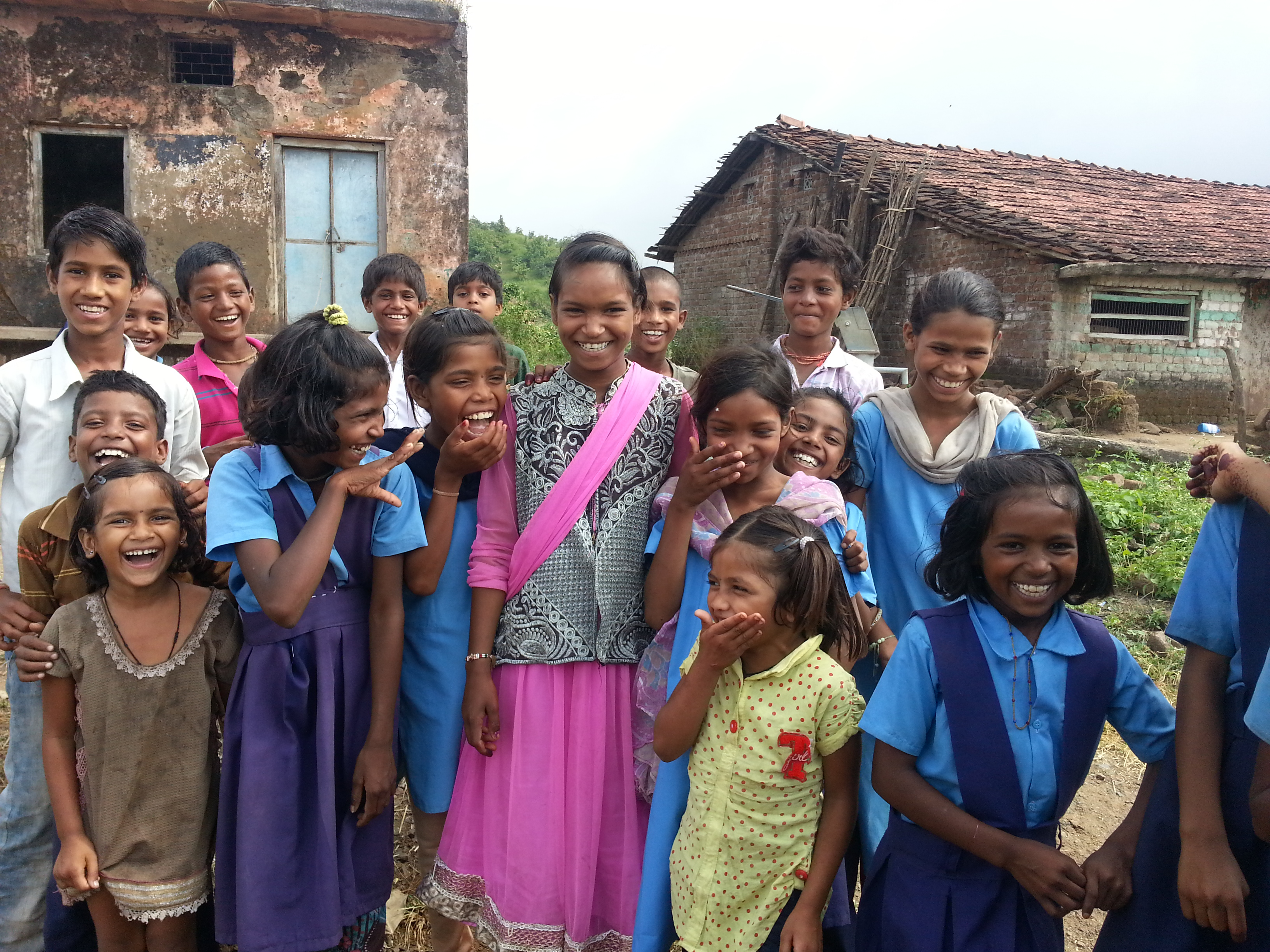 Protect steps by donating Shoes to tribal kids