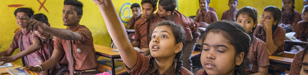 Education support for 100 vulnerable and needy children in Kolkata, West Bengal, India