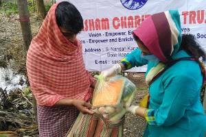 Cyclone Amphan Disaster Relief