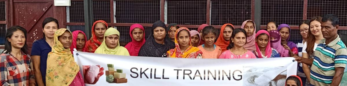 SUSTAINABLE LIVELIHOOD AND ENTERPRISE DEVELOPMENT OF SCHEDULED TRIBE WOMENS