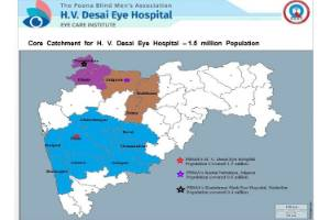 Sponsorship for 15000 Cataract Surgeries for needy, poor people.