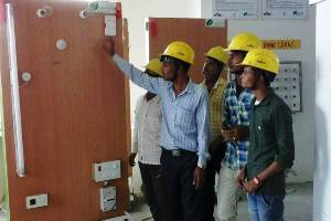 electrician training for the 606 vulnerable, marginalized and school dropout youth