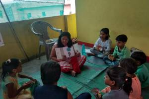 REACH (Right to Education for All Children – targeting 380 children from slum dwelling families of 3 slum pockets of Bhopal city in Madhya Pradesh state)