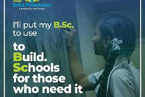 Send a Child to School for a Year