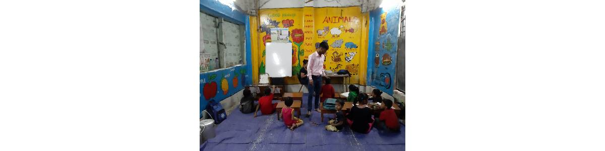 Education For Street Children in Daycare Centres