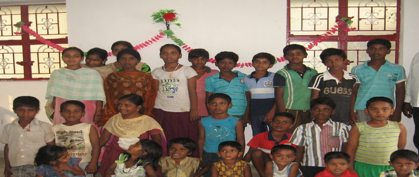 Help towards the Poor, Tribal Children's Education and Nutrition Support