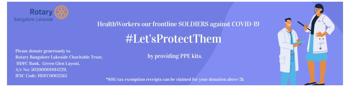 Help towards providing Personal Protective Equipment for front line Medical staff