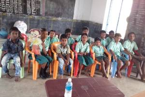 Game based Hand Washing and Toilet Usage for children