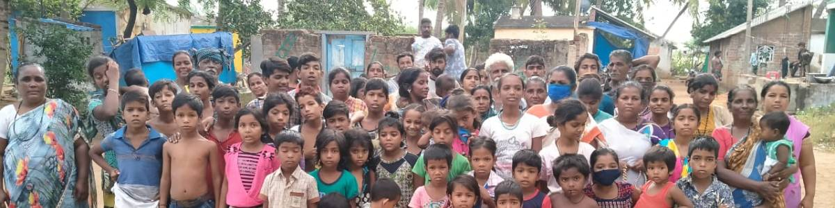 COVID-19 Pandemic:Support to the Released Bonded Labours and Gypsy Community Families due to Country Lockdown in Thanjavur District,Tamilnadu
