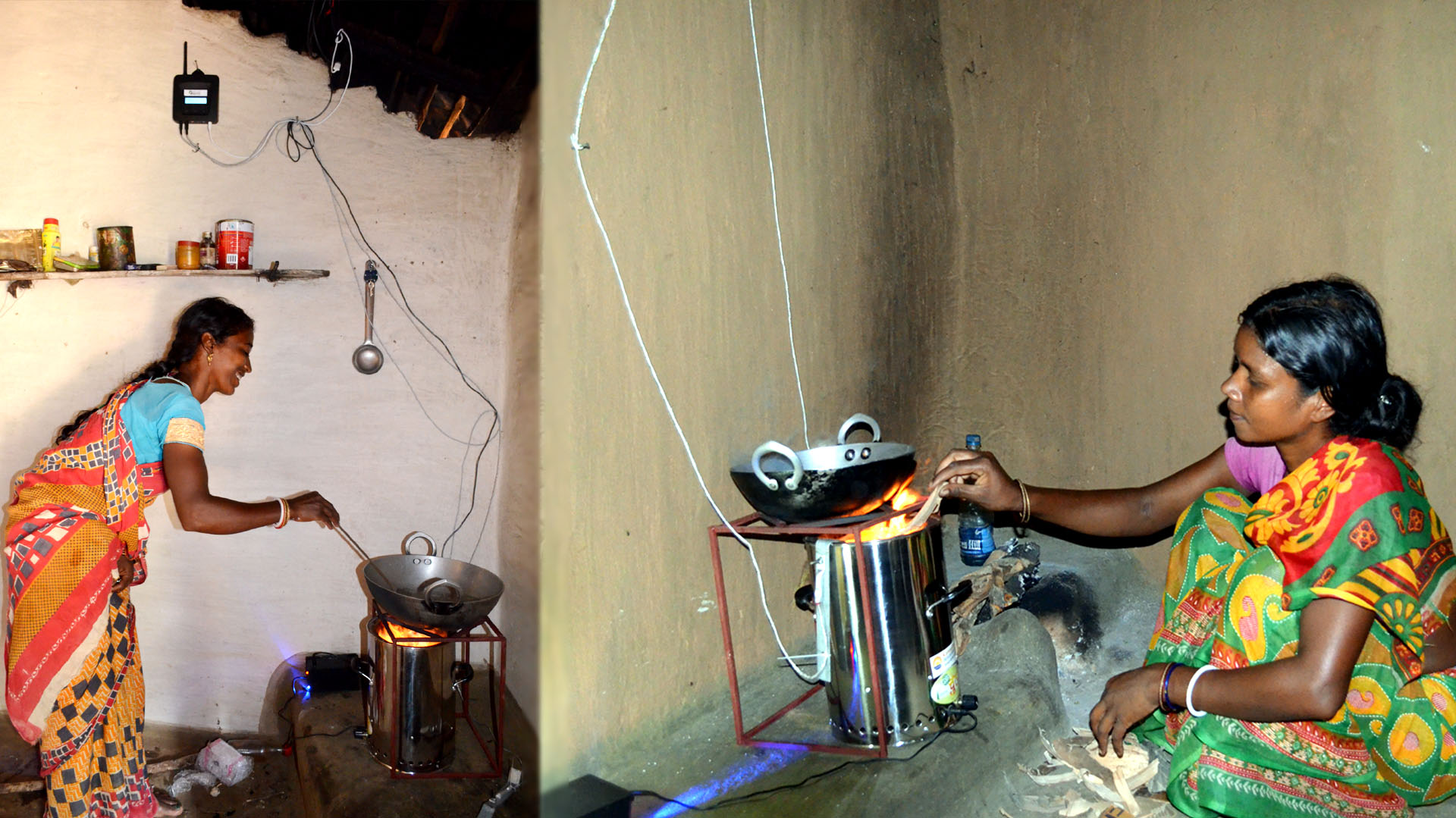 Women Drudgery Reduction through Improved Cook stove