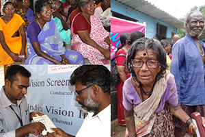 Back to light with spectacles - rehabilitating Kerala flood victims