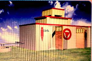 Support Education of Girl Children by Building the Toilets