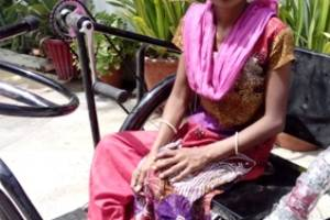 Proving Assistive Devices and Livelihood Support to Persons with Disabilities