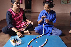 Sanmathi - A  School  for  special  children