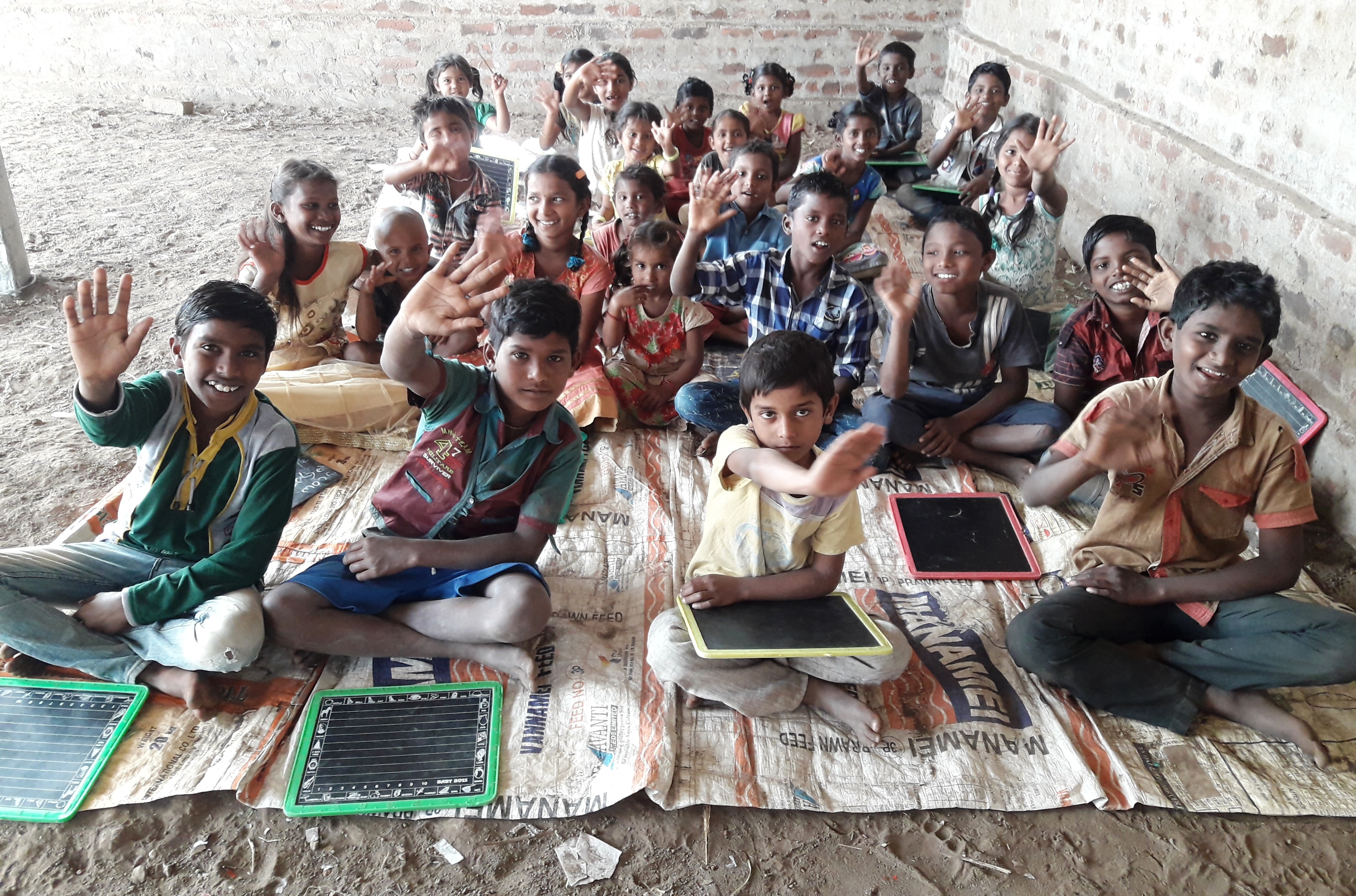 Remedial Education centers for School Goers of Dalit & Yanadi Tribal Children