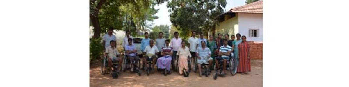 Naandi Social Rehabilitation Centre for People with Spinal Injuries
