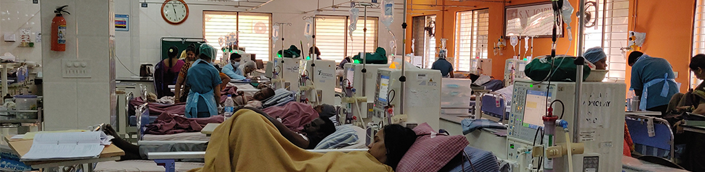 Low cost Dialysis for critical Kidney Disease Patients