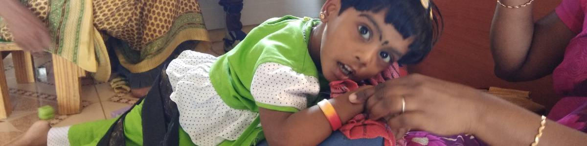 EARLY INTERVENTION CENTERE FOR CHILDREN WITH CEREBRAL PALSY