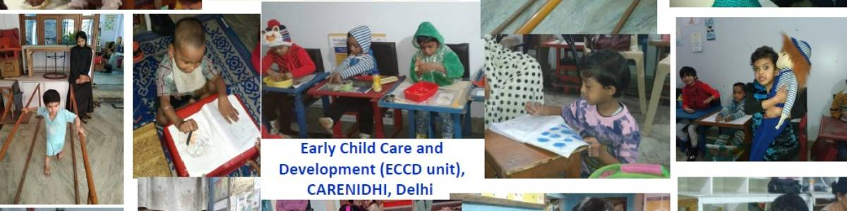 CARENIDHI Community Initiatives for Family Centric Services in Early Child Care and Development of Children with Special Needs in Resource-poor Community Settings