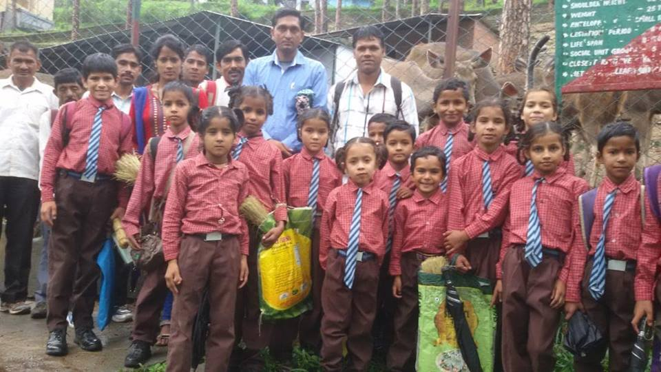 Education and Healthcare Services for Underprivileged Children