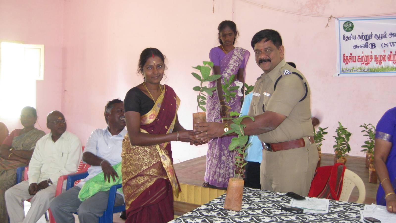 World Environmental Day programme conducted by SWEED.