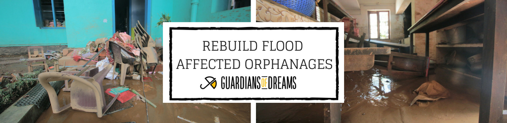 Kerala Floods | Restoration of Flood Affected Orphanages in Kerala