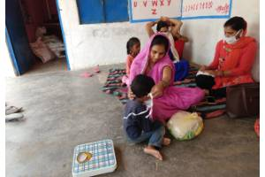 Addressing COVID-19 impact on Child Malnutrition