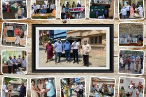 Ripples Of Change Foundation(ROCF) for COVID-19 Relief Work
