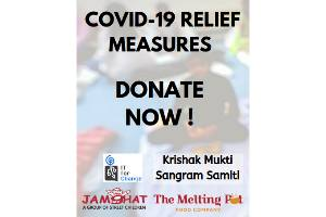 IT for Change Covid-19 Relief Campaign