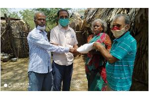 Livelihood Rehabilitation Programme for 30 Poor Leprosy Deformed Patients