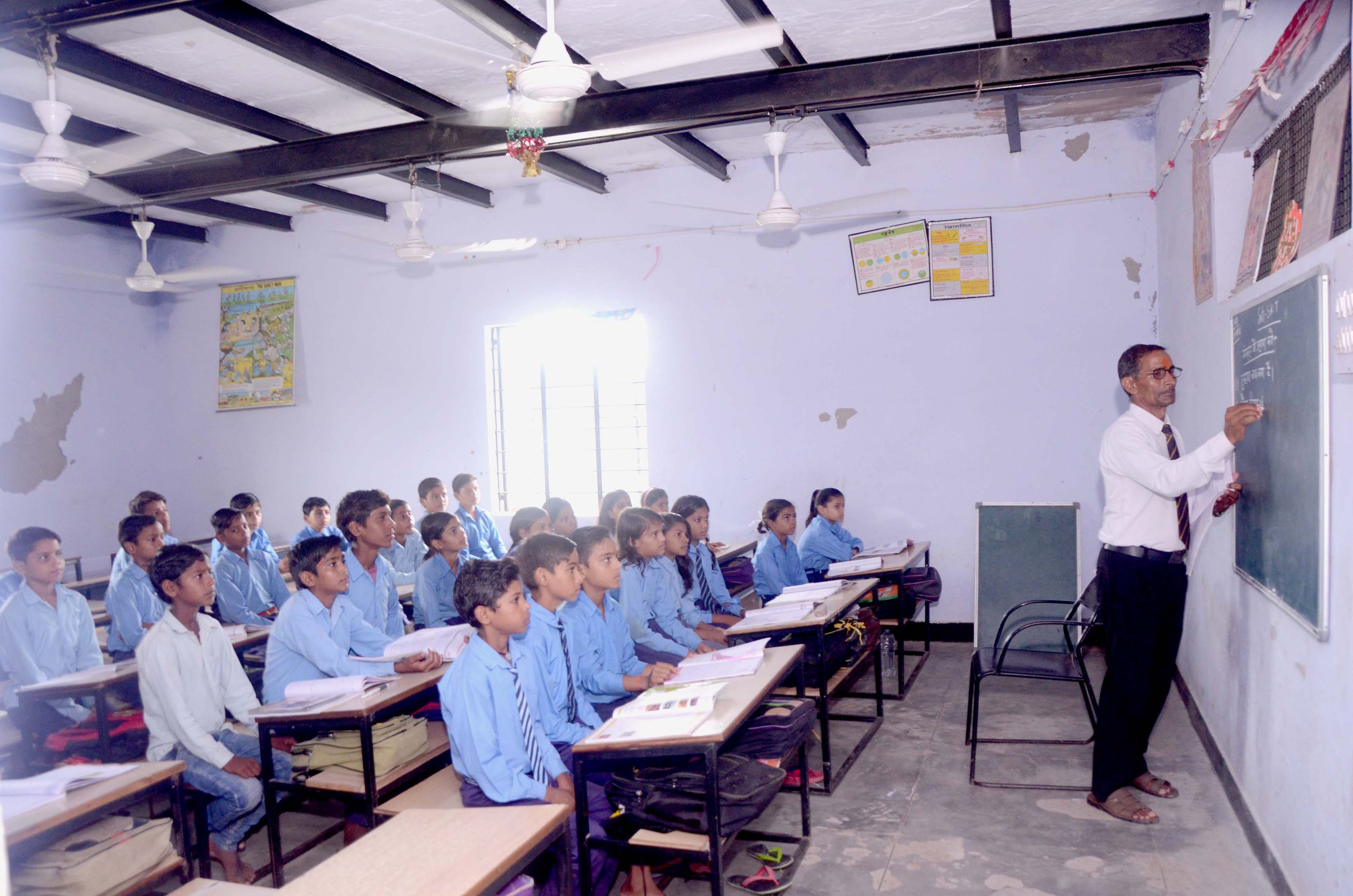 Education to Rural Less Privileged Children