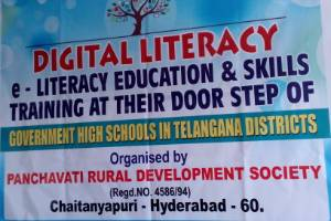 Provide Digital Literacy to Youth