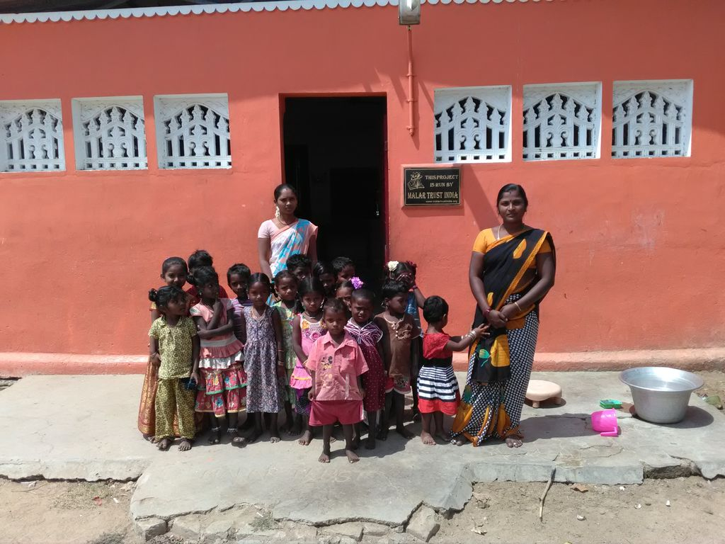 Education and Health Support for 50 Tribal Children - Periyar Nagar